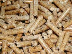 Пеллеты твердотопливные древесные 6-8 мм