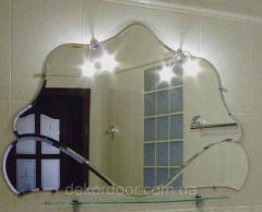 Зеркала для ванных и душевых комнат