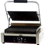 Grill of clamping