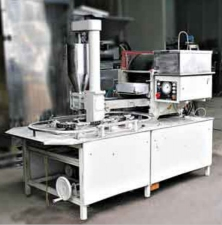 The car for preparation of pancakes with MBN 800