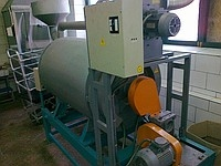 Equipment for frying, drying of peanut, pistachio,