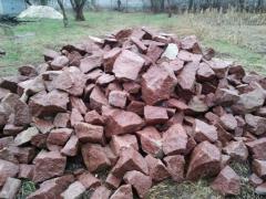 Quarrystone stone, Dnipropetrovsk