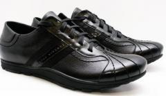 Туфли спортивные мужские на литой подошве из ТПУ.
