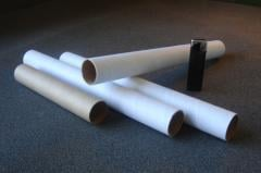 Sleeves paper internal diameter are from 10 mm to