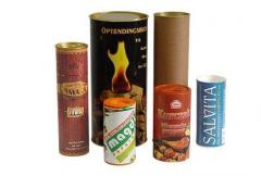 Tubes for packaging of different diameters with