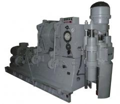 Буровой станок ЗИФ 1200-МРК для бурения
