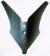 Lapa-okuchnik (470 mm) For interrow processing: