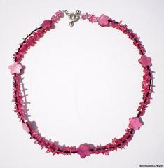 Бижутерия, украшения ручной работы - ожерелье