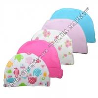Комплект шапочек для девочки 0-6 мес Luvable