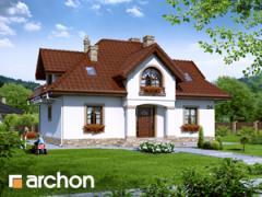 Проекты малых домов - Дом в мирабелле 2