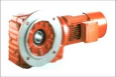 The motor reducers combined worm the MCh, MCh2 type
