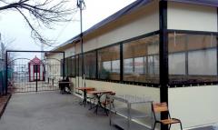 Trade pavilions