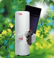 Systems of solar water heaters, Installations