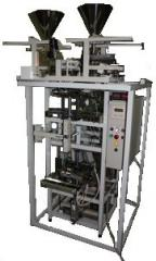 Automatic machine for packing of beads