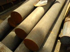 Поковки из конструкционной стали