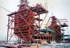 Boilers utilizers of production of JSC WKP