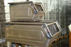 Boxes metal (Metal boxes)