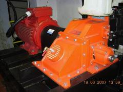 Equipment for hydroelectric power stations