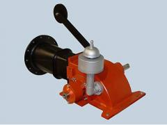 Turbine Microcross of 5-35 kw.