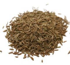 Kumin (Roman caraway seeds) whole and ground