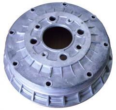 The brake drum on VAZ 2101-099