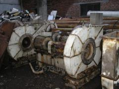 Fans, blowers, gazoduvka, turbo-blowers