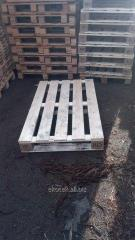 Pallets non-standard 1380x780 and 1080x1080