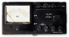 F4102/2 megohm meter