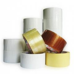 Packing adhesive tape white glue acrylic