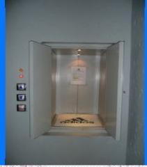 Küçük yük  asansörleri