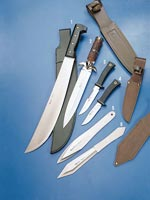 Нож стальной