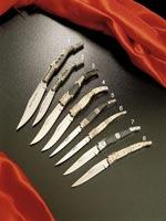 Нож металлический