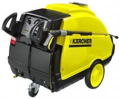 Аппарат высокого давления с нагревом воды KARCHER
