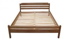 Кровать Натали массив ясеня или дуба