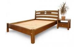 Кровать Лиза массив ясеня или дуба