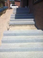 Granite steps integral pokostovsky, zhadkovsky,