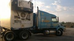 Rent of hinged diesel generators for refrigerator