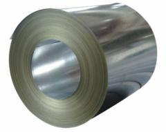 Steel rolled galvanized
