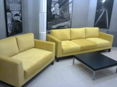 Upholstered furniture for an office