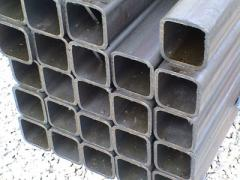 Profile oval section to zakzat pipes