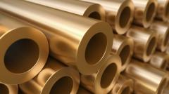 Brass to order pipes