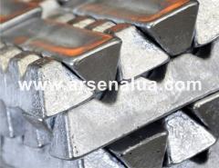 Ligatures aluminum