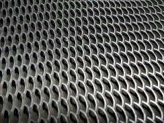 Steel of a listov of a garyachekatan corrugated