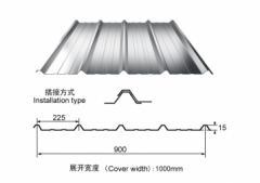 Steel professional flooring