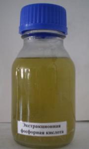Раствор ЭФК. Кислота экстракционная фосфорная.