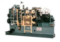 Automatic machine for production of the 2nd and