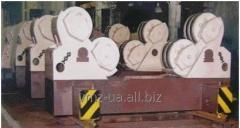 Роликоопоры приводные и неприводные 150-тонные