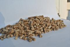 Древесные пеллеты 6 мм (хвойные)