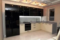 Complete kitchens in assortmen
