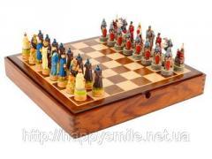 Шахматы русская битва, оригинальный подарок